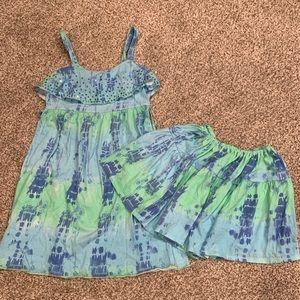 Other - Super Cute Tie Dye Dress